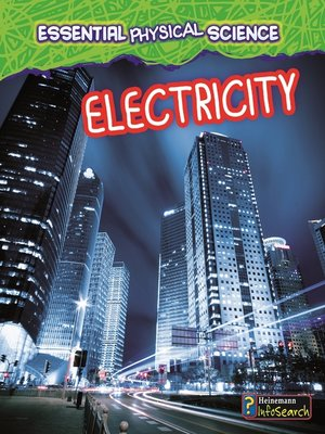 cover image of Electricity