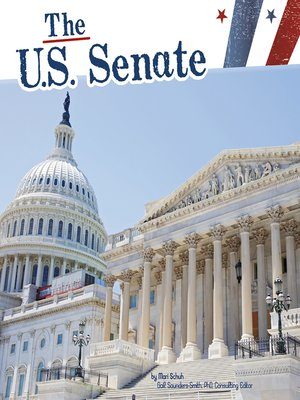 cover image of The U.S. Senate