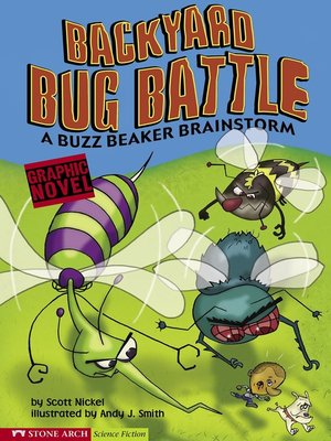 cover image of Backyard Bug Battle