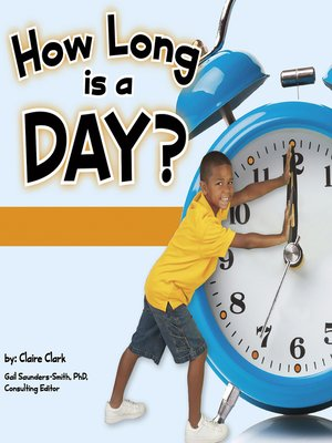cover image of How Long is a Day?