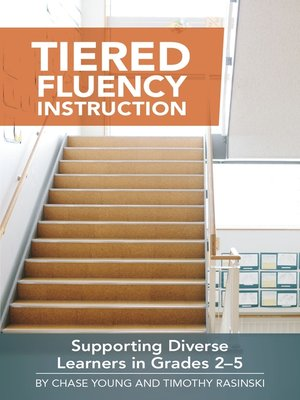 cover image of Tiered Fluency Instruction