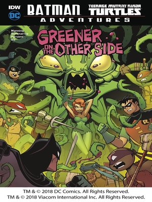cover image of Greener on the Other Side