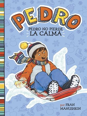cover image of Pedro no pierde la calma