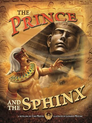 cover image of The Prince and the Sphinx