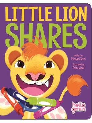 cover image of Little Lion Shares