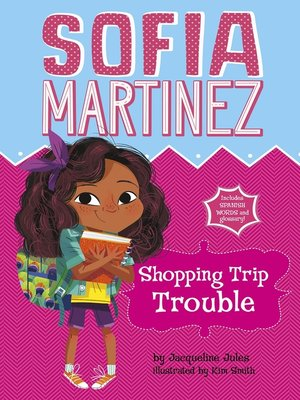 cover image of Shopping Trip Trouble