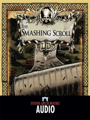 cover image of The Smashing Scroll
