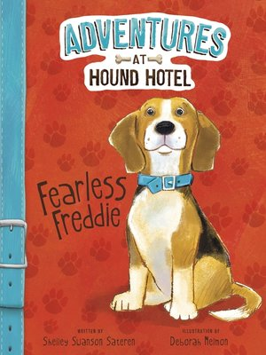 cover image of Fearless Freddie