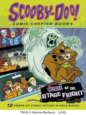 cover image of Curse of the Stage Fright