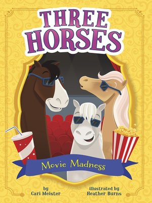 cover image of Movie Madness
