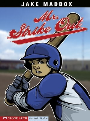 cover image of Mr. Strike Out
