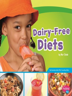 cover image of Dairy-Free Diets