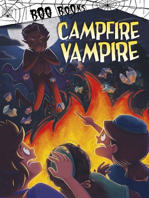 cover image of Campfire Vampire