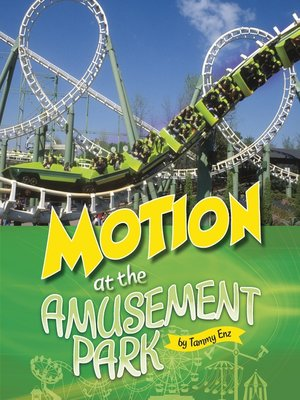 cover image of Motion at the Amusement Park