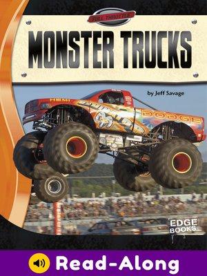 cover image of Monster Trucks