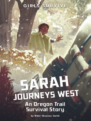 cover image of Sarah Journeys West