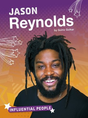cover image of Jason Reynolds