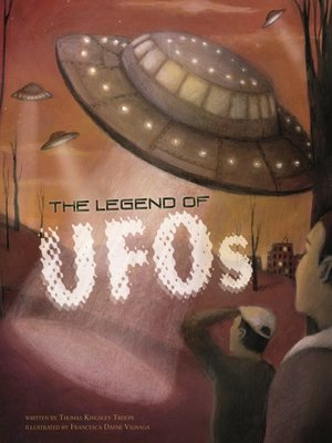 cover image of The Legend of UFOs