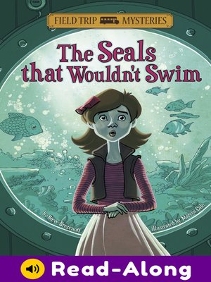 cover image of The Seals That Wouldn't Swim