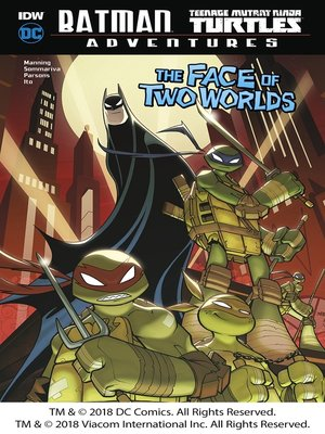 cover image of The Face of Two Worlds
