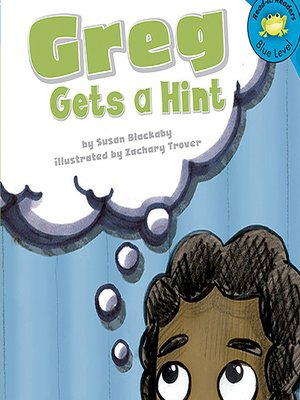 cover image of Greg Gets a Hint