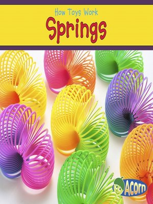 cover image of Springs