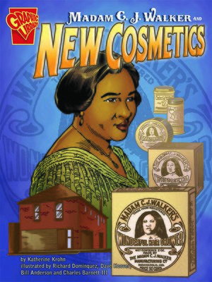 cover image of Madam C. J. Walker and New Cosmetics