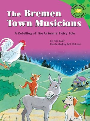 cover image of The Bremen Town Musicians