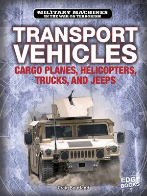cover image of Transport Vehicles