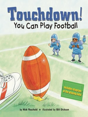 cover image of Touchdown!