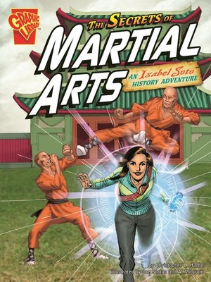 cover image of The Secrets of Martial Arts