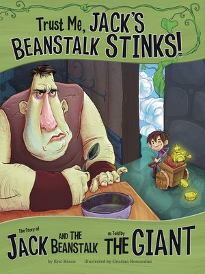 cover image of Trust Me, Jack's Beanstalk Stinks!