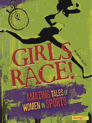 cover image of Girls Race!