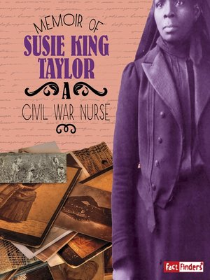 cover image of Memoir of Susie King Taylor