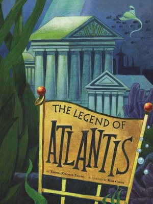 cover image of The Legend of Atlantis