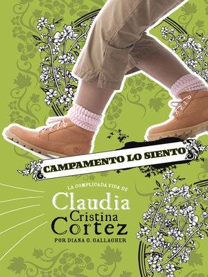 cover image of Campamento lo siento