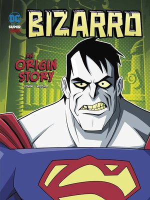 cover image of Bizarro