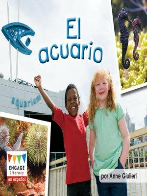 cover image of El acuario