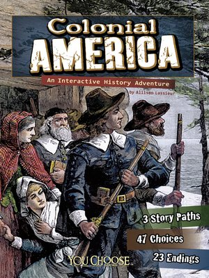 cover image of Colonial America