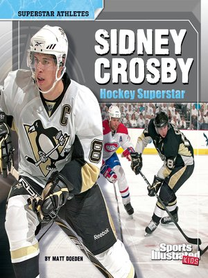 cover image of Sidney Crosby