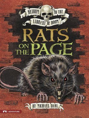 cover image of Rats on the Page