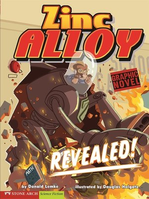 cover image of Revealed!