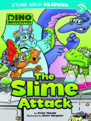 cover image of The Slime Attack