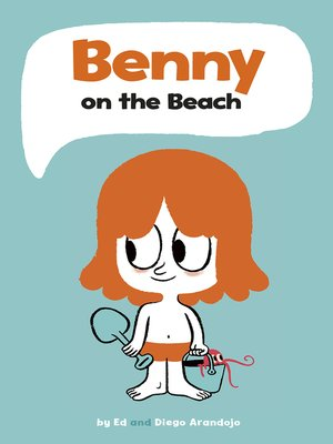 cover image of Benny on the Beach