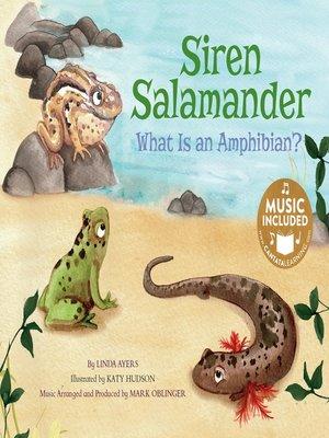 cover image of Siren Salamander