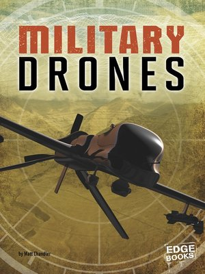 cover image of Military Drones