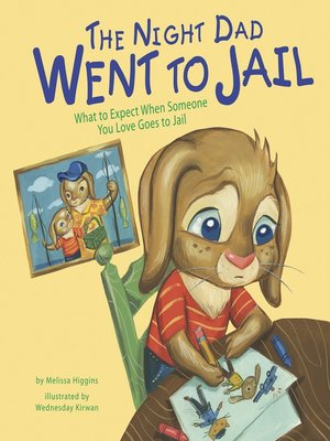cover image of The Night Dad Went to Jail