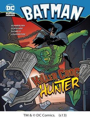 cover image of Killer Croc Hunter