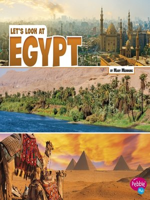 cover image of Let's Look at Egypt
