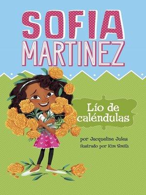 cover image of Lío de caléndulas